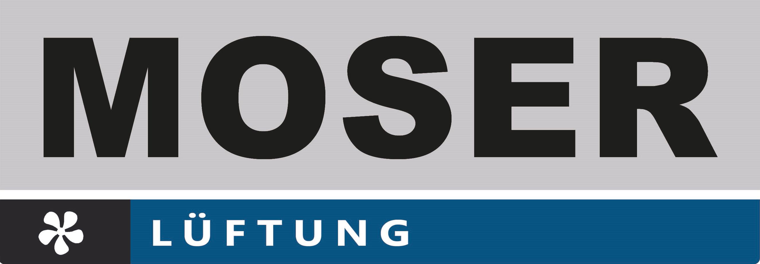 Logo Moser Lüftungstechnik